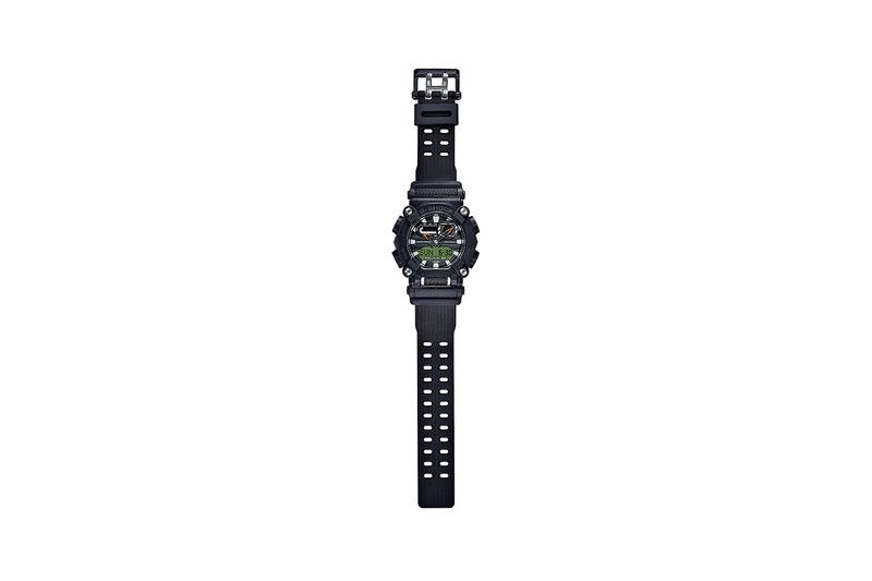 G-Shock 發表三款全新工業風格 GA-900 腕錶