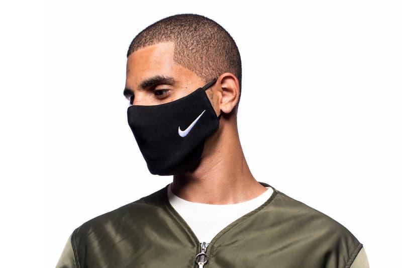 clothsurgeon 推出 Nike 運動褲回收再製口罩