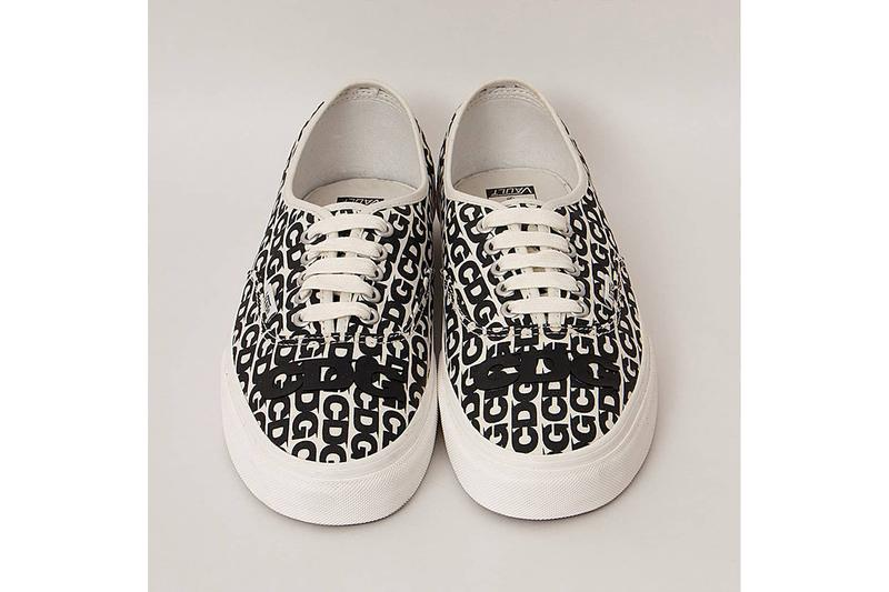 COMME des GARÇONS CDG x Vans 聯乘 Authentic 鞋款即將迎來最終回補貨