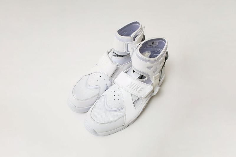 率先近賞 COMME des GARÇONS HOMME PLUS x Nike Air Carnivore 聯乘鞋款