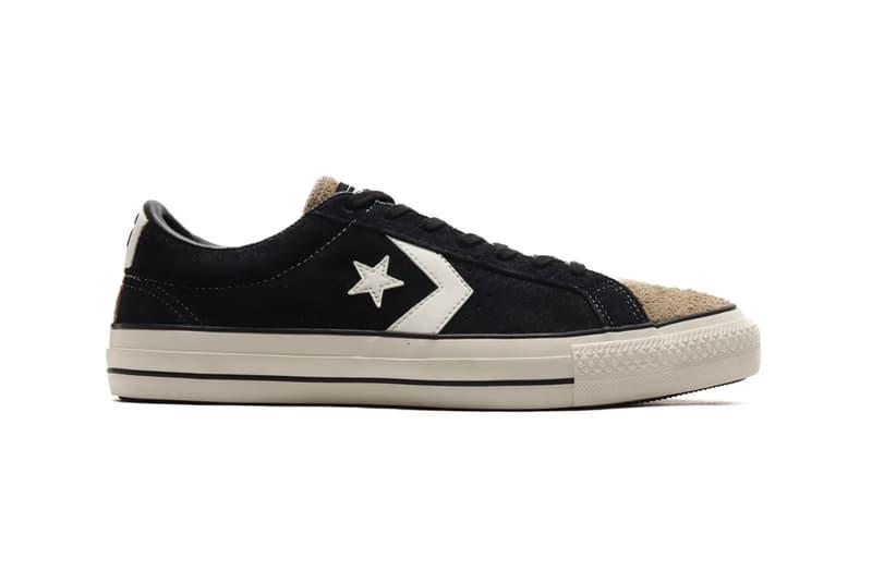 Converse 推出全新復古對稱設計 Proride SK OX 鞋款