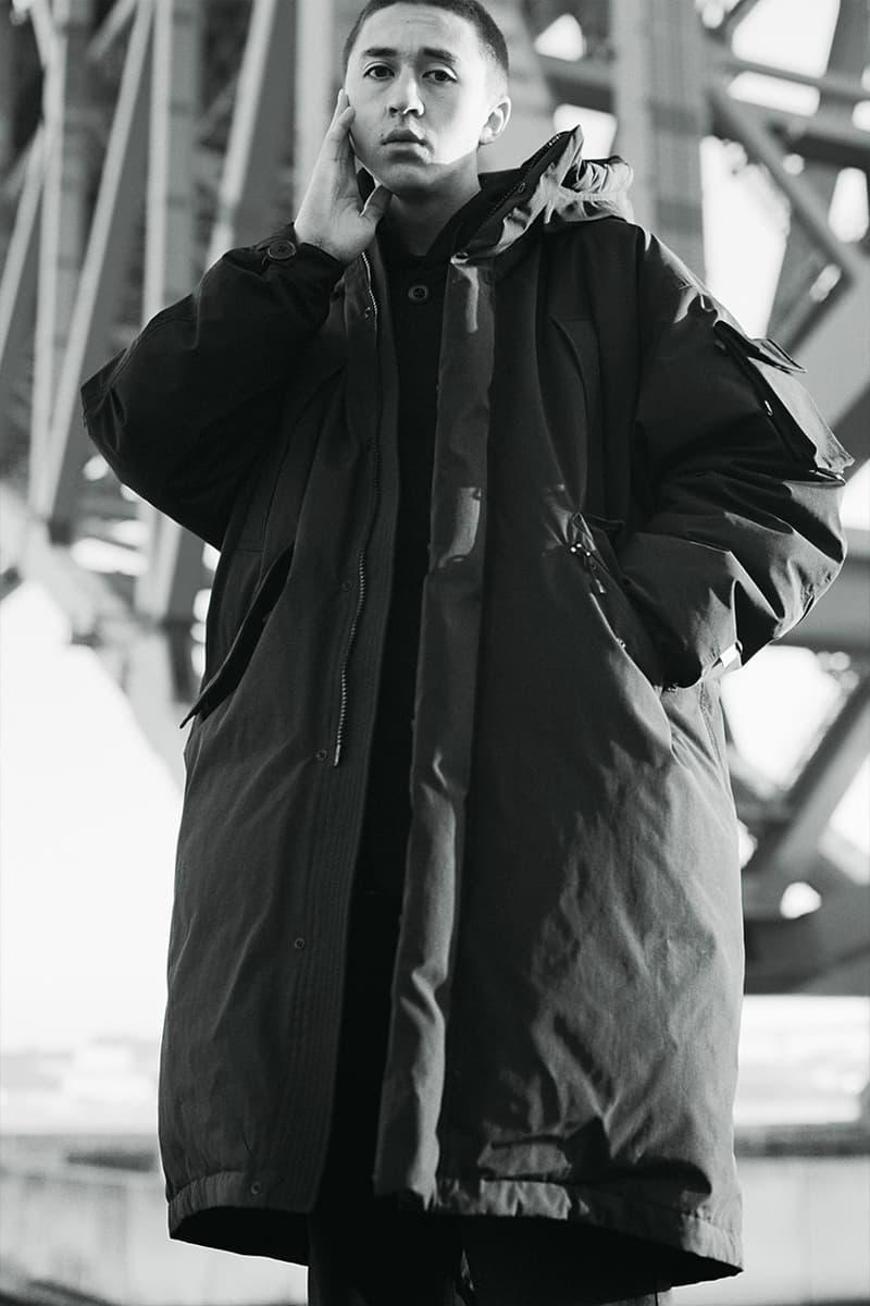 DAIWA PIER39 2020 秋冬系列 Lookbook 正式發佈