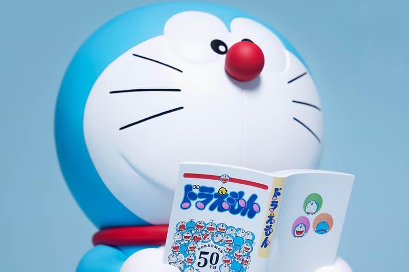 《哆啦A夢》x AllRightsReserved 全新藝展即將正式登陸香港