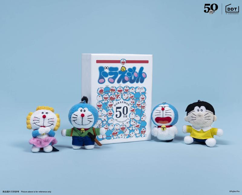 AllRightsReserved x《哆啦A夢》50 週年 Pop-Up 期限店即將正式開催