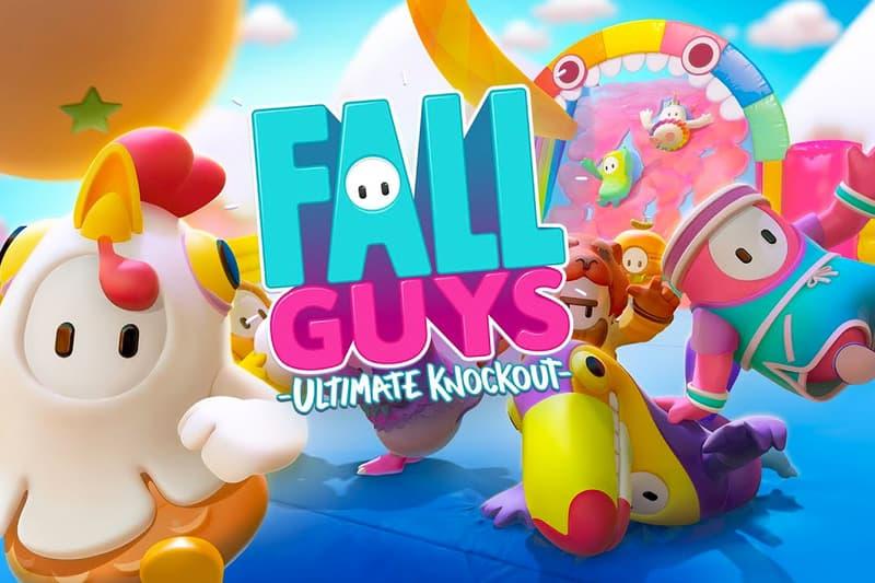 人氣電玩遊戲《Fall Guys 糖豆人:終極淘汰賽》行動裝置版本即將推出
