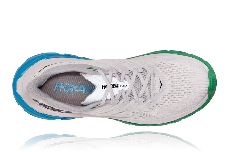 HOKA ONE ONE Clifton Edge 全新配色登场