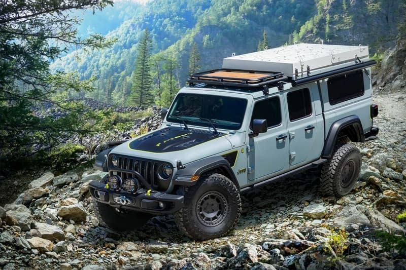 Jeep 發表 Gladiator 全新概念車款 Farout