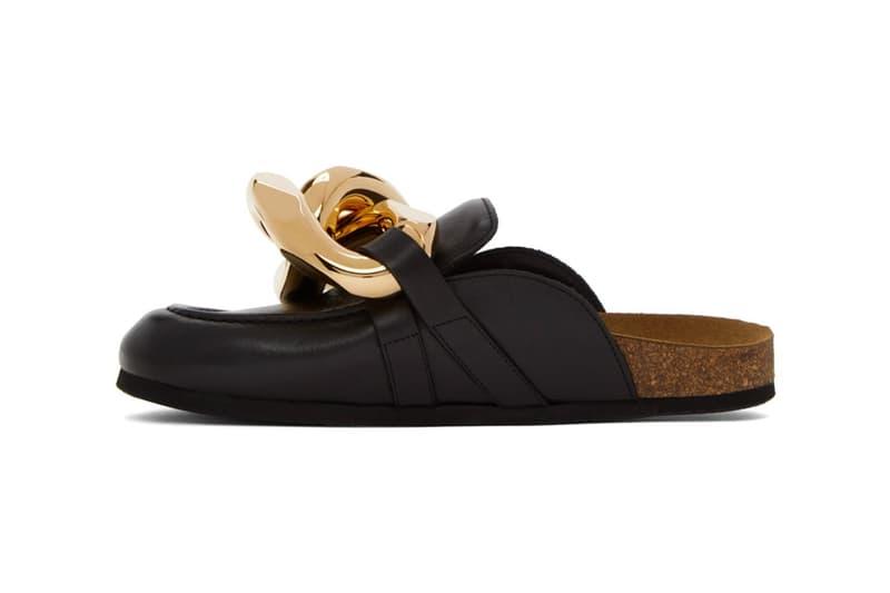 話題之作 JW Anderson「金链」樂福鞋再度上架发售