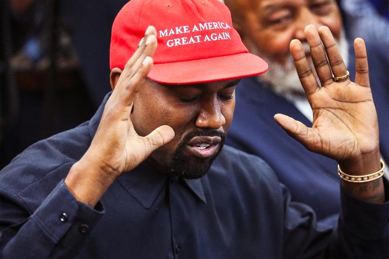 Kanye West 恐將面臨選舉詐欺案件調查