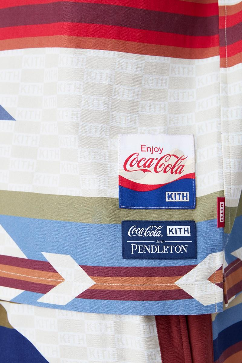 KITH x Coca-Cola 第五回聯名系列 Lookbook 正式登場