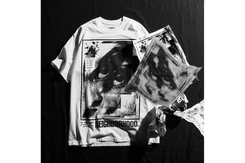 河村康輔 x NEIGHBORHOOD 全新聯乘 T-Shirt 系列發佈