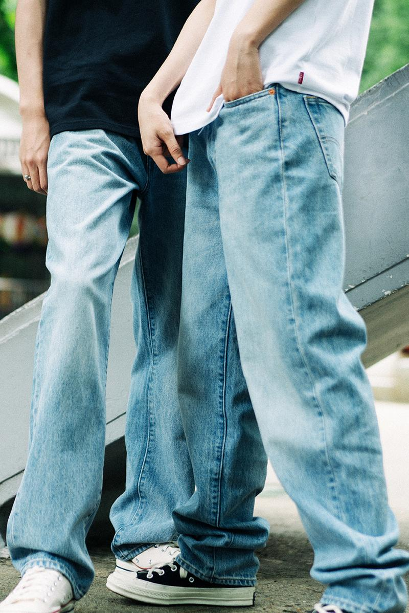 Levi's® 携手 DOE 打造 2020 旗舰开幕限定款系列
