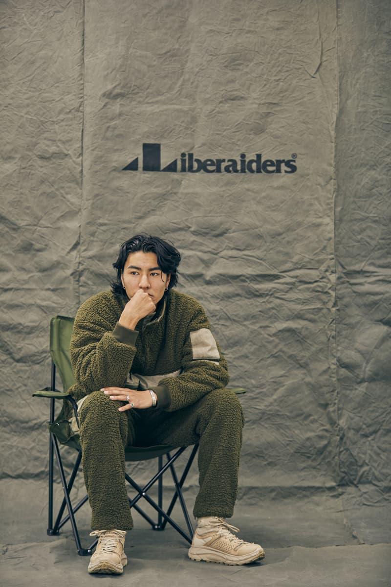 Liberaiders 发布全新 2020 秋冬系列 Lookbook