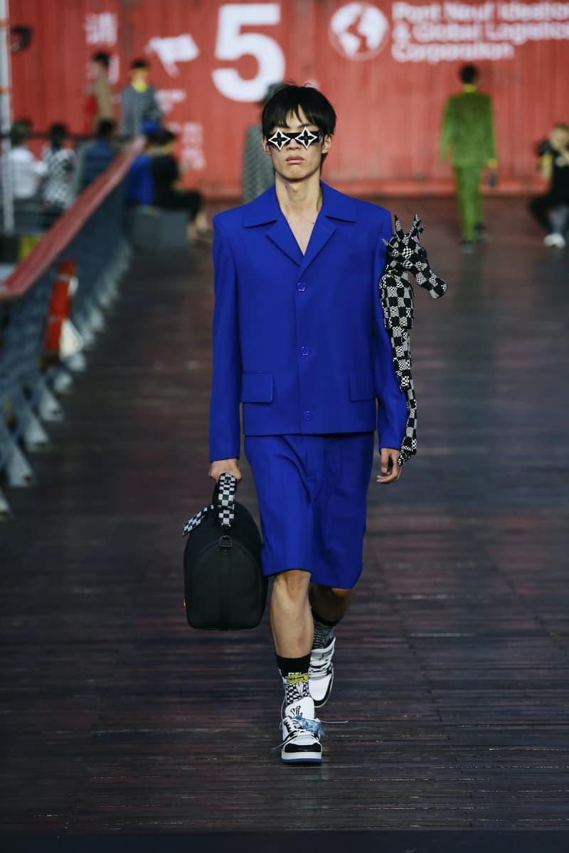 Louis Vuitton 於上海發佈 2021 春夏男裝系列