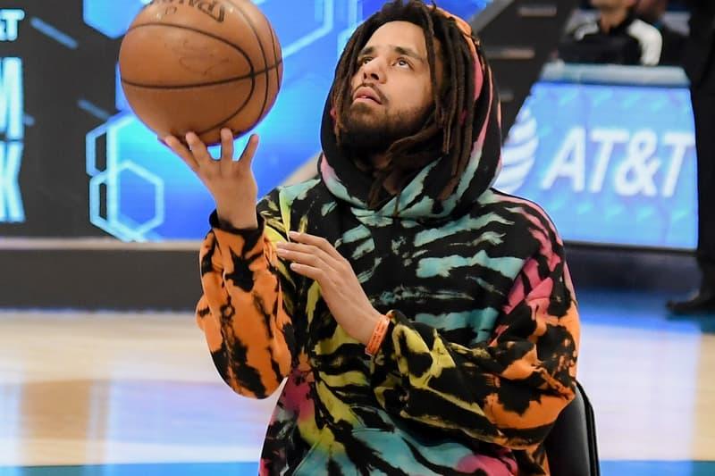 消息稱知名饒舌歌手 J. Cole有意挑戰 NBA