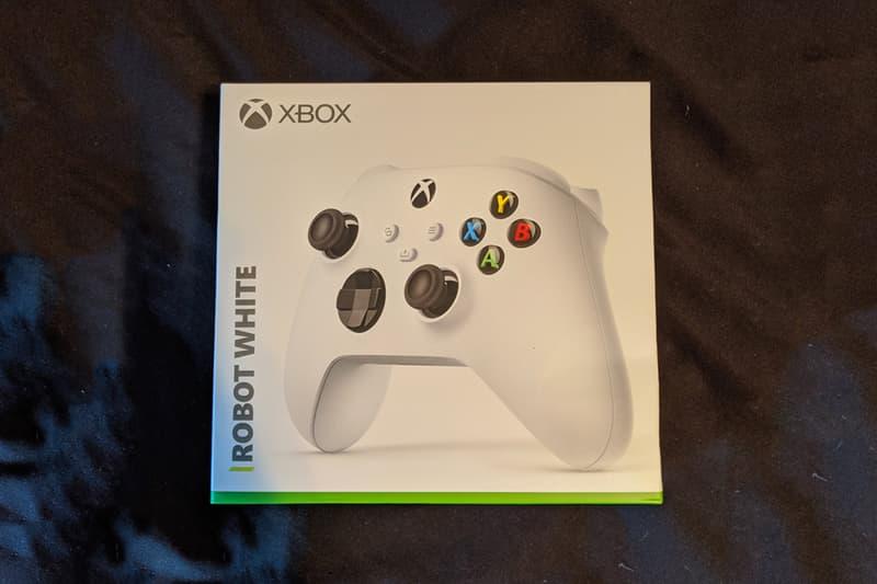 Microsoft 低價版次世代主機 Xbox Series S 遊戲手柄曝光