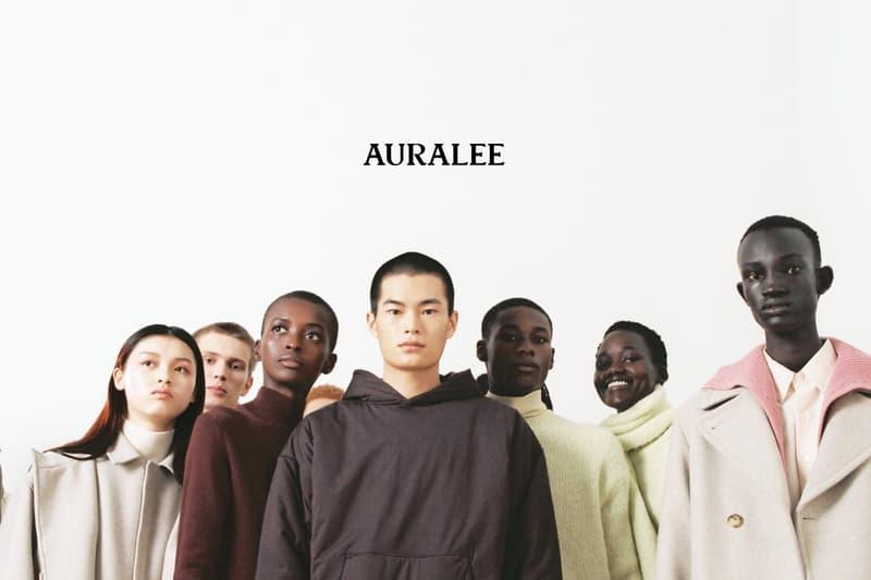 三度与 New Balance 展开合作的日本新晋时装品牌 AURALEE ,凭高质量面料走向世界