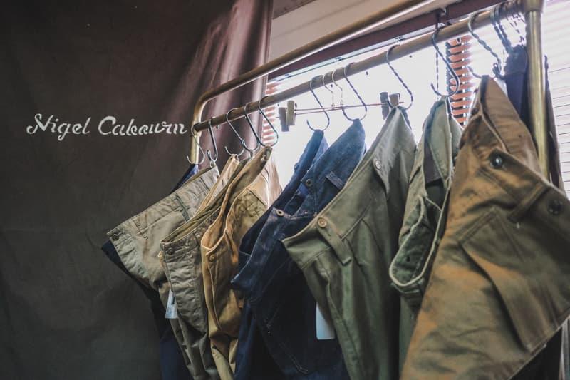 率先預覽 Nigel Cabourn x Maison MIHARA YASUHIRO 2020 秋冬系列