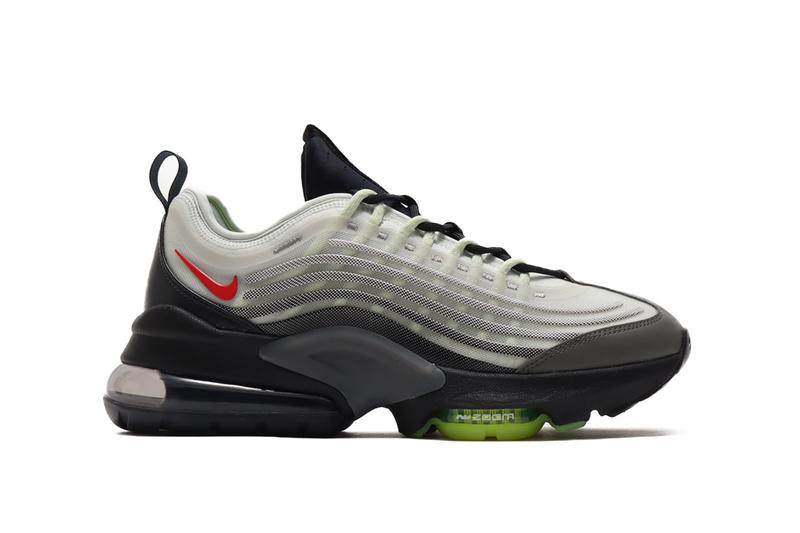 Nike 为 Air Max Zoom 950 推出 Air Max 95 OG 配色
