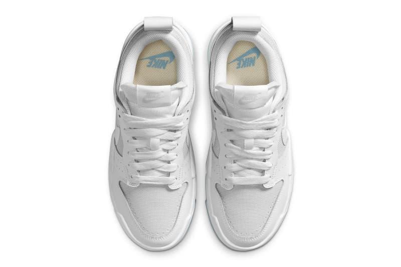 Nike 全新鞋款 Dunk Low Disrupt 正式發佈