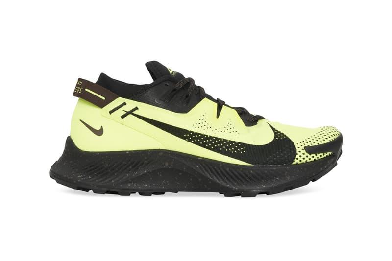 Nike Pegasus Trail 2 最新配色「Volt/Black」發佈