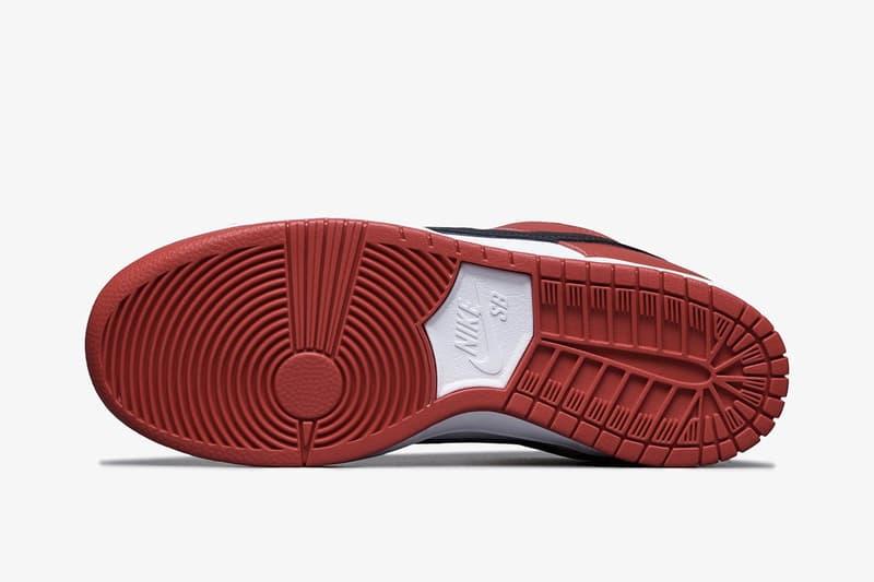 Nike SB Dunk Low J-Pack 經典移植配色「Chicago」官方圖輯曝光
