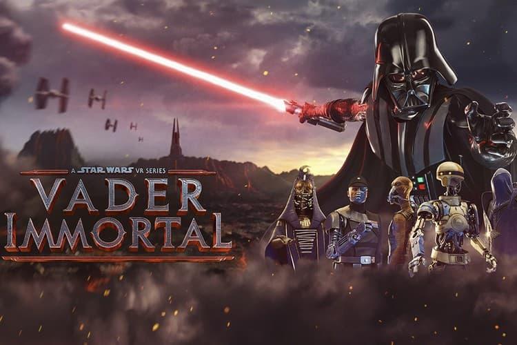 《Star Wars》系列 VR 電玩《Vader Immortal》將正式登陸 PlayStation VR