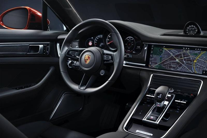 Porsche 正式發表 2021 年式樣 Panamera 系列車款
