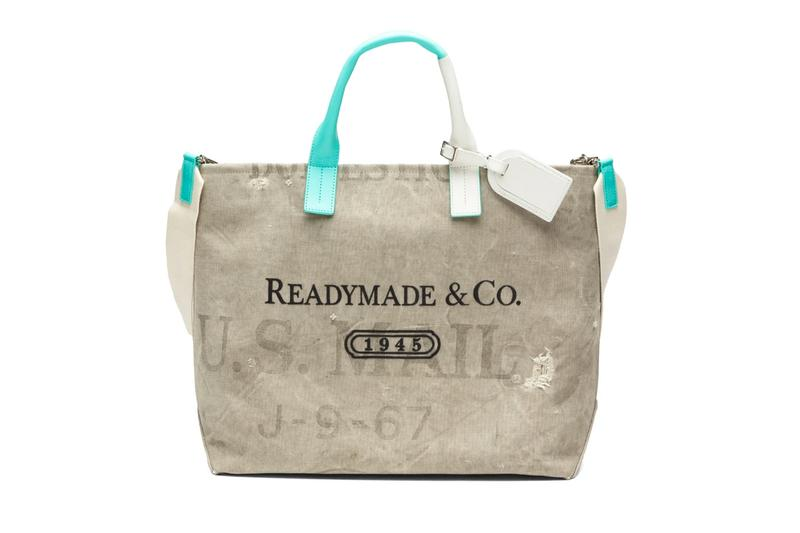READYMADE 推出全新 Tiffany & Co. 主題 Weekend Tote 手袋