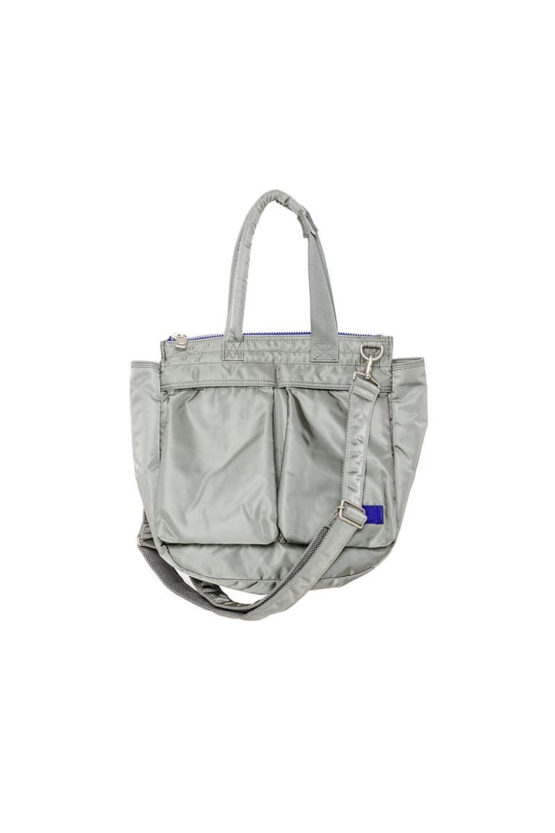 sacai x PORTER 全新聯乘袋包系列正式發佈