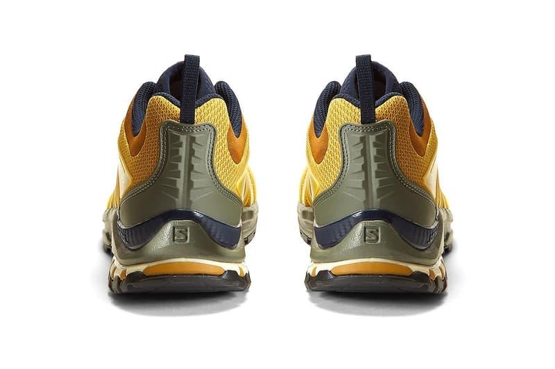 Salomon Advanced 為旗下鞋款 XA-Pro Fusion 打造黃色式樣