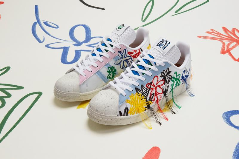 Sean Wotherspoon x adidas Originals「SUPEREARTH」联名鞋款正式登场