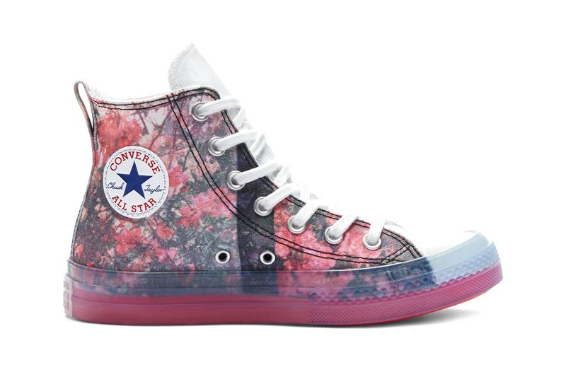 Converse 攜手 Shaniqwa Jarvis 打造最新聯名鞋款 Chuck Taylor CX