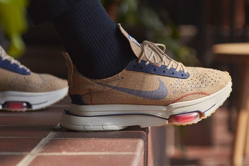 size? 獨家推出 Nike Air Zoom Type 全新配色「Hemp」