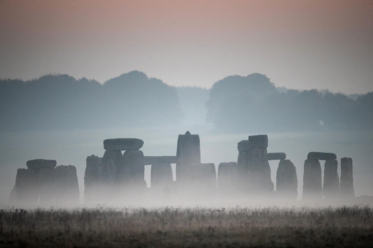 科學家解密英國巨石陣「巨石」來自何處