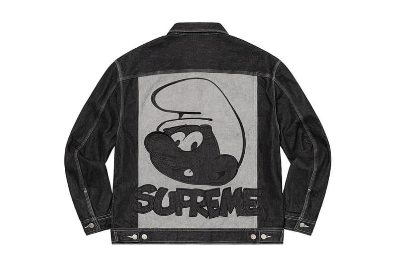 Supreme 正式發佈 2020 秋冬外套系列