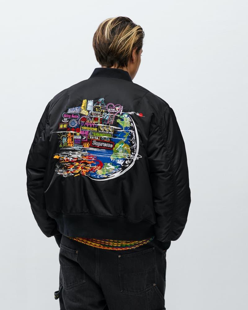 Supreme 正式發佈 2020 秋冬系列 Lookbook