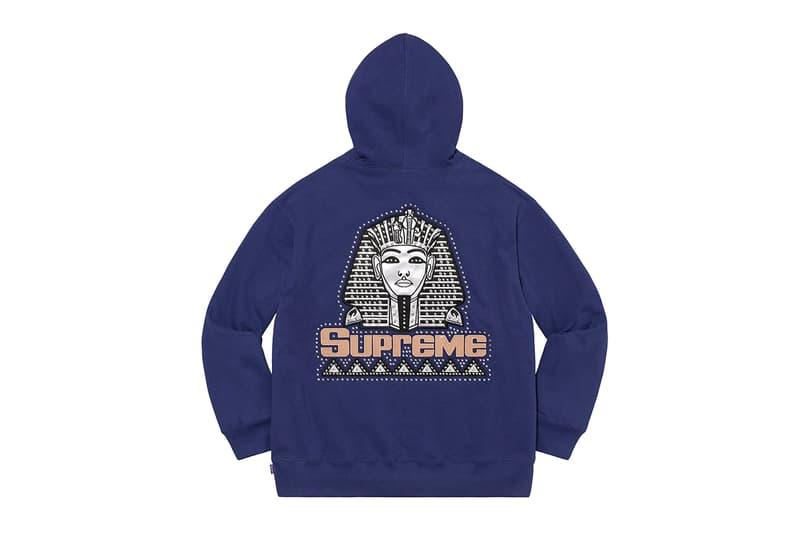 Supreme 正式發佈 2020 秋冬衛衣系列