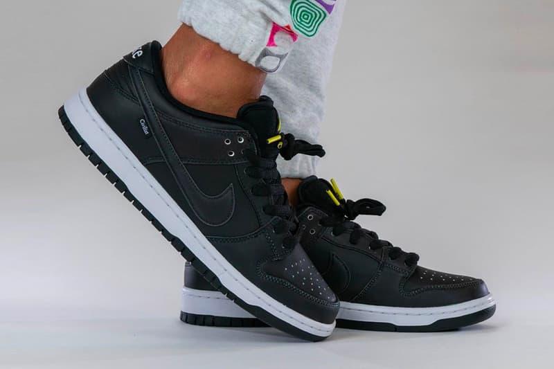 率先近賞 Civilist x Nike SB Dunk Low 全新聯乘鞋款