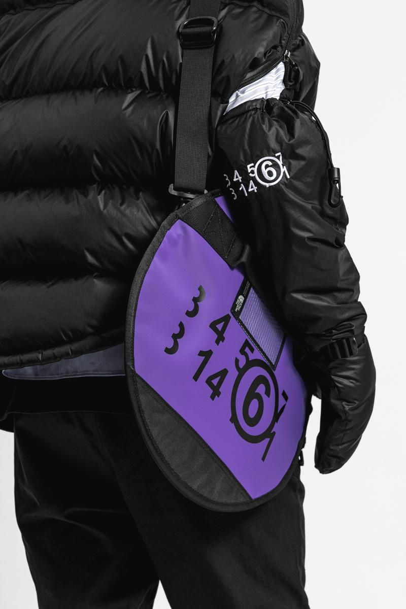 The North Face x MM6 Maison Margiela 2020 秋冬联名系列造型特辑