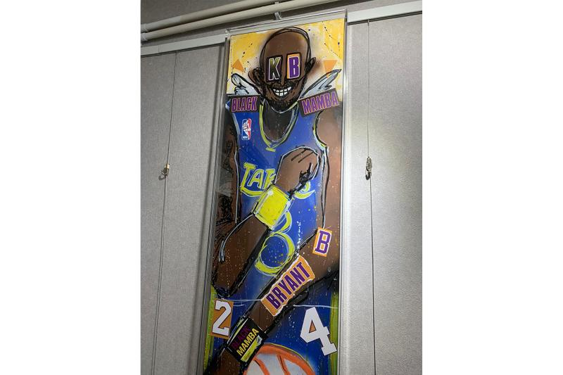 The Real Project 致敬 Kobe Bryant 藝展《8-24》正式開催