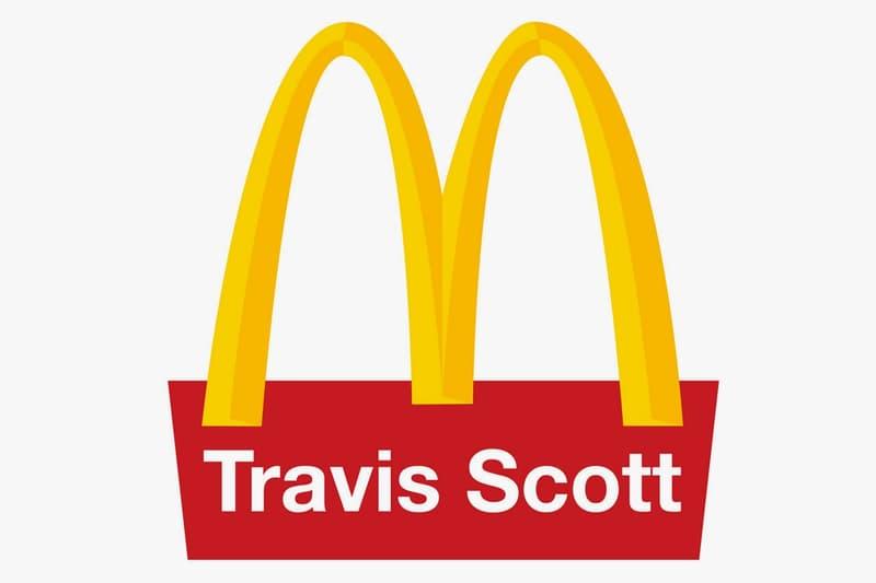 消息稱 Travis Scott 將攜手 McDonald's 打造全新聯名系列