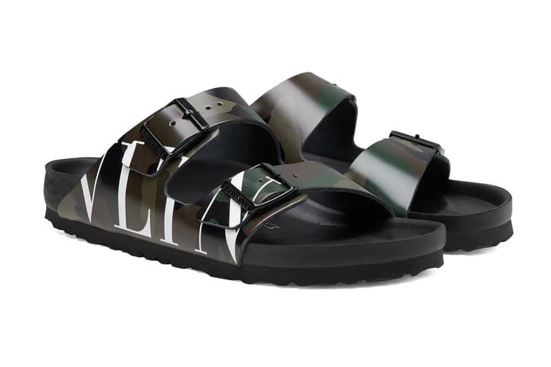 Valentino x Birkenstock 联名凉鞋系列全新配色登场