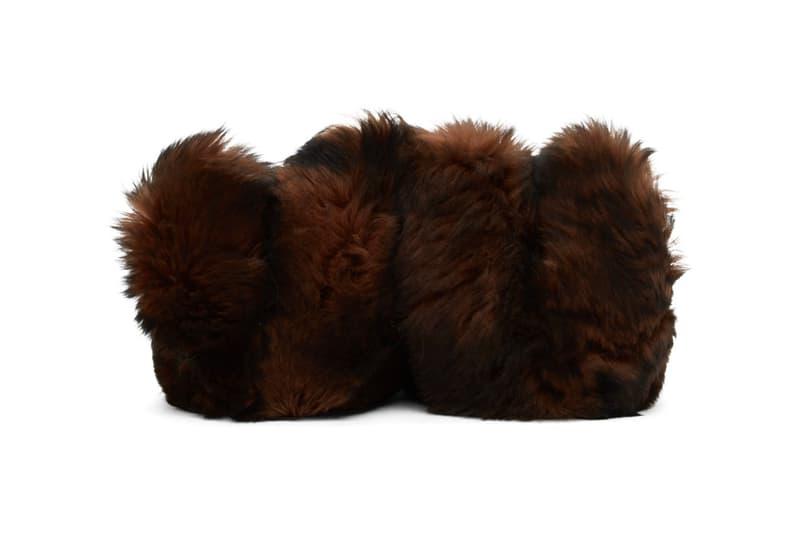 Vetements 全新 Hug Me Bear 拖鞋上架
