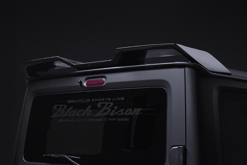 WALD 正式發表 Suzuki Jimny 全新「Black Bison Edition」改裝車款