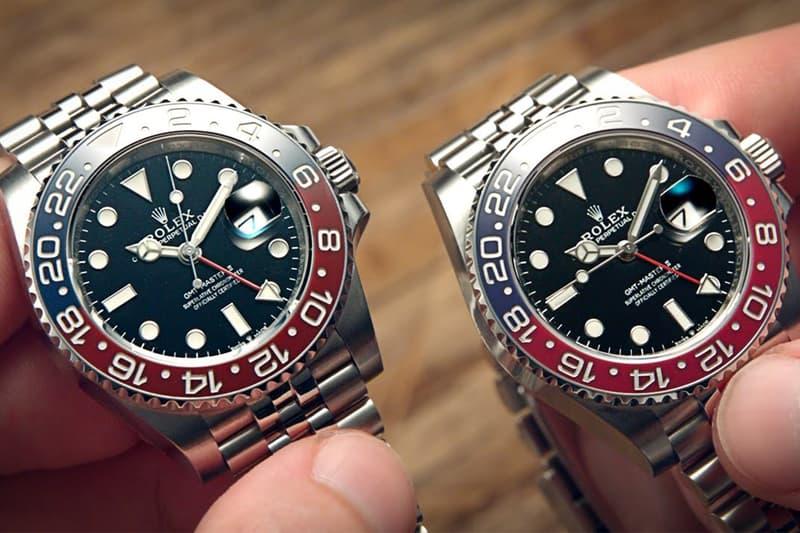 Watchfinder & Co. 解析近年 Rolex 仿冒腕錶越發逼真主因