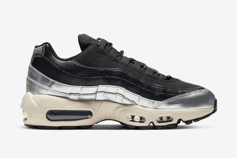 3M x Nike Air Max 95 最新聯乘鞋款曝光