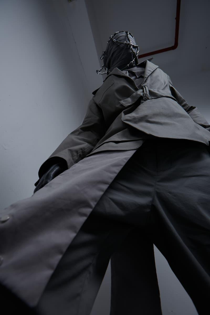 A oymous 2020 秋冬系列 Lookbook 正式發佈