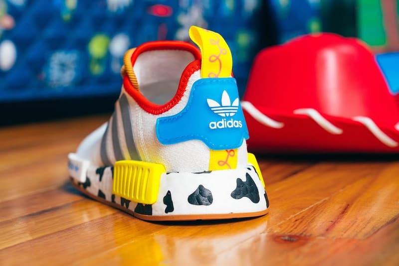 adidas x Pixar《Toy Story》全新聯乘系列正式發佈