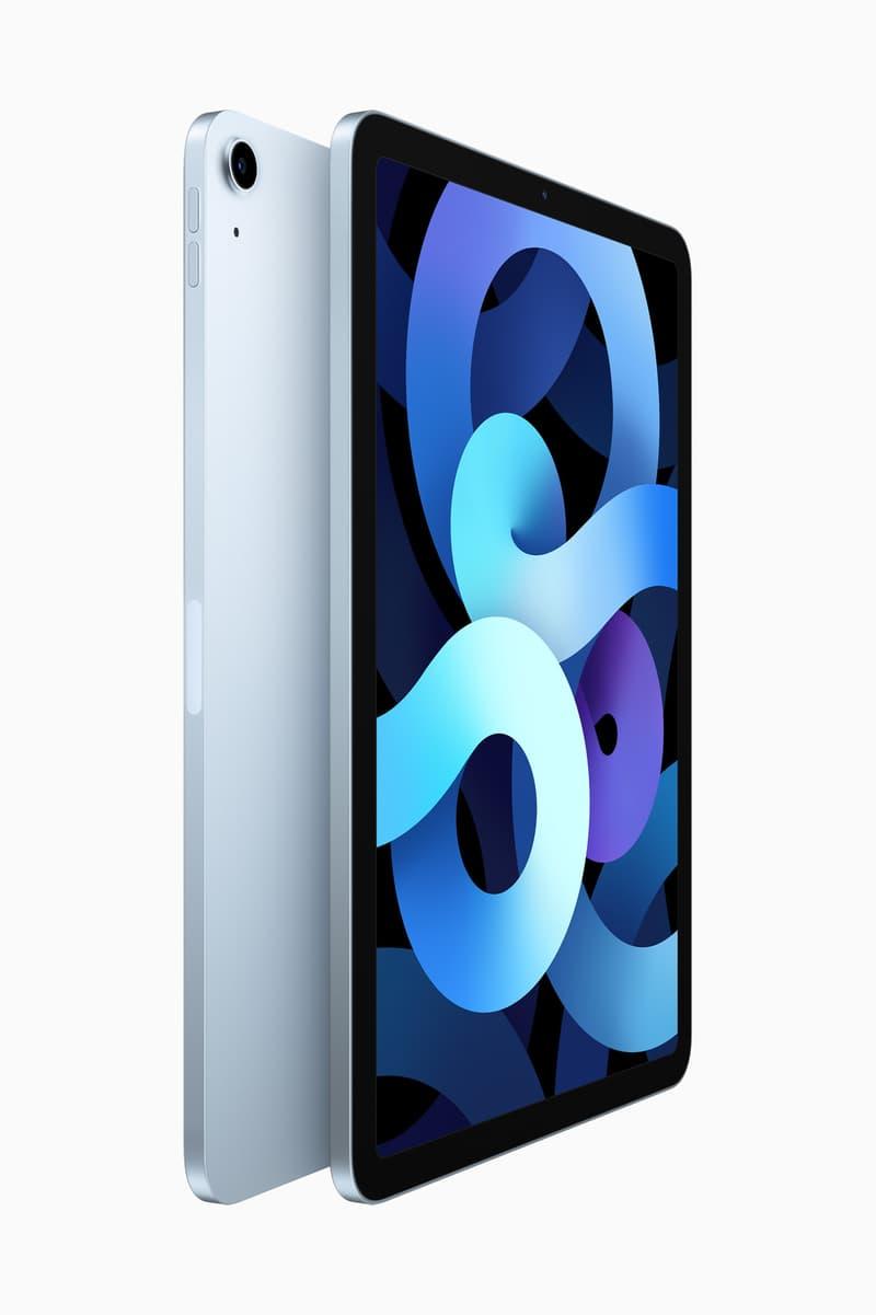Apple 發佈會-全新 iPad Air 正式推出五款華麗配色與打造新型態 Touch ID 功能
